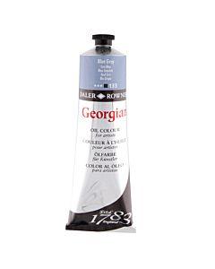 Georgian Oil Color - 225ml Tube - Blue Grey