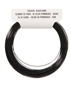 20 Gauge Wire Black 8yd