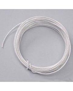 20 Gauge Wire Iridescent White 3yd
