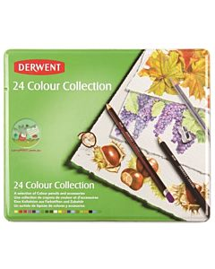 Derwent 24Pc Color Collection