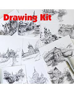 Art Activity Kit - Drawing