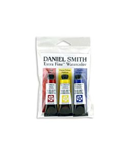 Daniel Smith Watercolors 15ml - Primary 3 Color Set