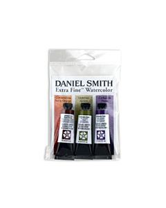 Daniel Smith Watercolors 15ml - Secondary 3 Color Set