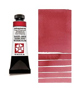 Daniel Smith Watercolors 15ml - Anthraquinoid Red