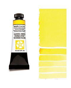 Daniel Smith Watercolors 15ml - Aureolin (Cobalt Yellow)