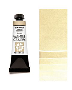 Daniel Smith Watercolors 15ml - Buff Titanium