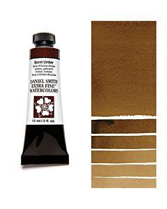 Daniel Smith Watercolors 15ml - Burnt Umber