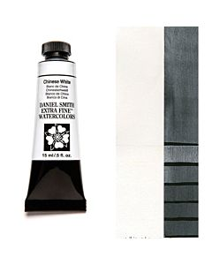 Daniel Smith Watercolors 15ml - Chinese White