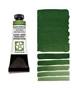 Daniel Smith Watercolors 15ml - Chromium Green Oxide