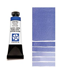 Daniel Smith Watercolors 15ml - Cobalt Blue