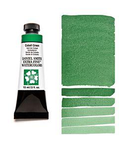 Daniel Smith Watercolors 15ml - Cobalt Green