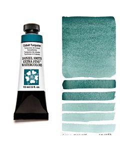 Daniel Smith Watercolors 15ml - Cobalt Turquoise