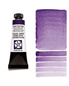 Daniel Smith Watercolors 15ml - Cobalt Violet Deep