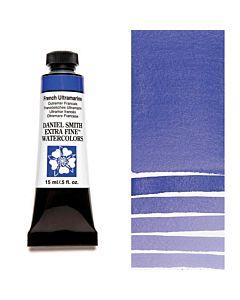 Daniel Smith Watercolors 15ml - French Ultramarine