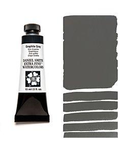 Daniel Smith Watercolors 15ml - Graphite Gray