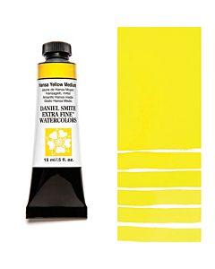 Daniel Smith Watercolors 15ml - Hansa Yellow Medium