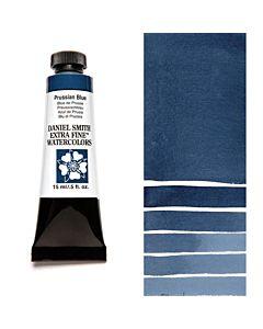 Daniel Smith Watercolors 15ml - Prussian Blue