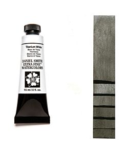 Daniel Smith Watercolors 15ml - Titanium White