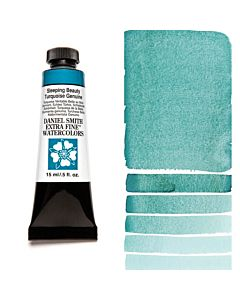 Daniel Smith Watercolors 15ml - Sleepng Beauty Turquoise