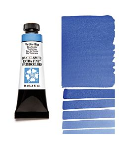 Daniel Smith Watercolors 15ml - Verditer Blue