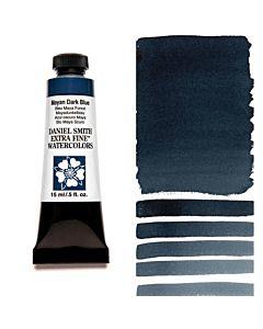 Daniel Smith Watercolors 15ml - Mayan Dark Blue