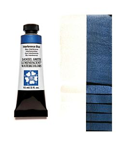 Daniel Smith Watercolors 15ml - Interference Blue