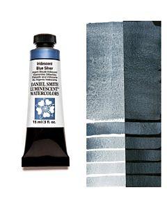 Daniel Smith Watercolors 15ml - Iridescent Blue Silver