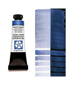 Daniel Smith Watercolors 15ml - Iridescent Sapphire