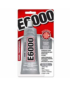E6000 Craft Adhesive 3.7oz