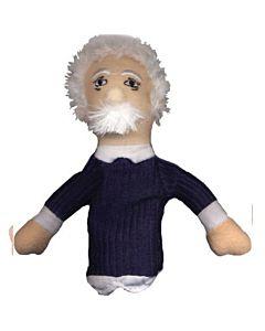Albert Einstein Puppet