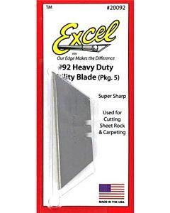Heavy Duty Utility Blade w/ 5 Blades