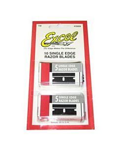 Single Edge Blade - 10 pack