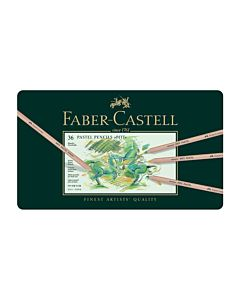 Faber-Castell Pitt Pastel Pencils - Tin of 36