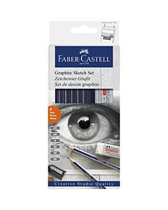 Faber-Castell Creative Studio Sketch Set