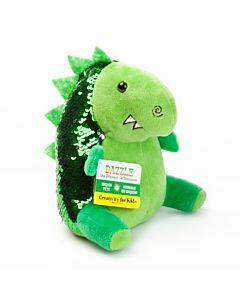 Mini Sequin Pets - Dazzle the Dinosaur
