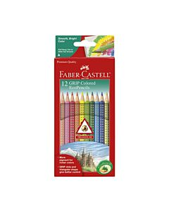 Grip Colored EcoPencils - 12 ct.