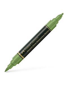 Albrecht Dürer Watercolor Marker - #167 Permanent Green Olive