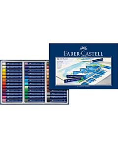 Faber-Castell Oil Pastel Crayons 36 Set