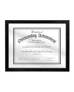 Malden Designs - Black Document Floater Frame 11x14