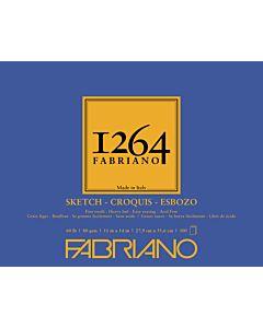Fabriano 1264 Sketch Pad  60LB 11x14