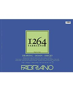 Fabriano 1264 Drawing  Pad Wire Bound 75LB 18x24