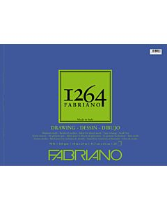 Fabriano 1264 Drawing Pad Wire Bound 90LB 18x24