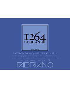 Fabriano 1264 Watercolor Pad 140CP 11x15