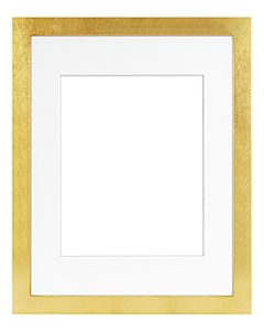 "Framatic Aria Gold 1"" 11X14"