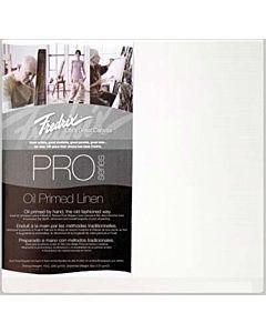 "Fredrix Pro Oil Primed Linen Canvas (7/8"" Deep) - 11x14"""