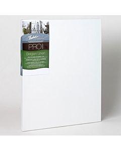 "Fredrix Pro Belgian Linen Canvas (7/8"" Deep) - 14x18"