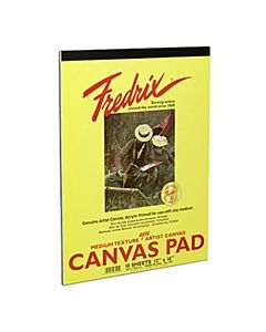 Fredrix Canvas Pad 16x20""