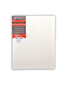 "Fredrix Red Label Canvas - 12x16"""