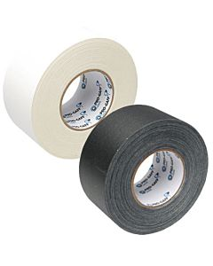 "Gaffers Tape Black 2""x25yd"