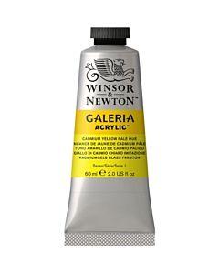 Winsor & Newton Galeria Acrylic 60ml - Cadmium Yellow Pale Hue